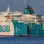 Movimientos de flota para Baleària